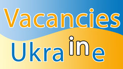 Vacancies in Ukraine